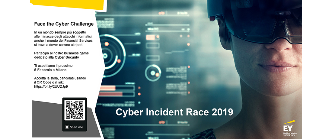 EY Cyber Incident Race 2019