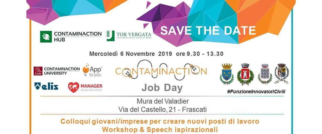 6 novembre 2019, ContaminAction Job Day