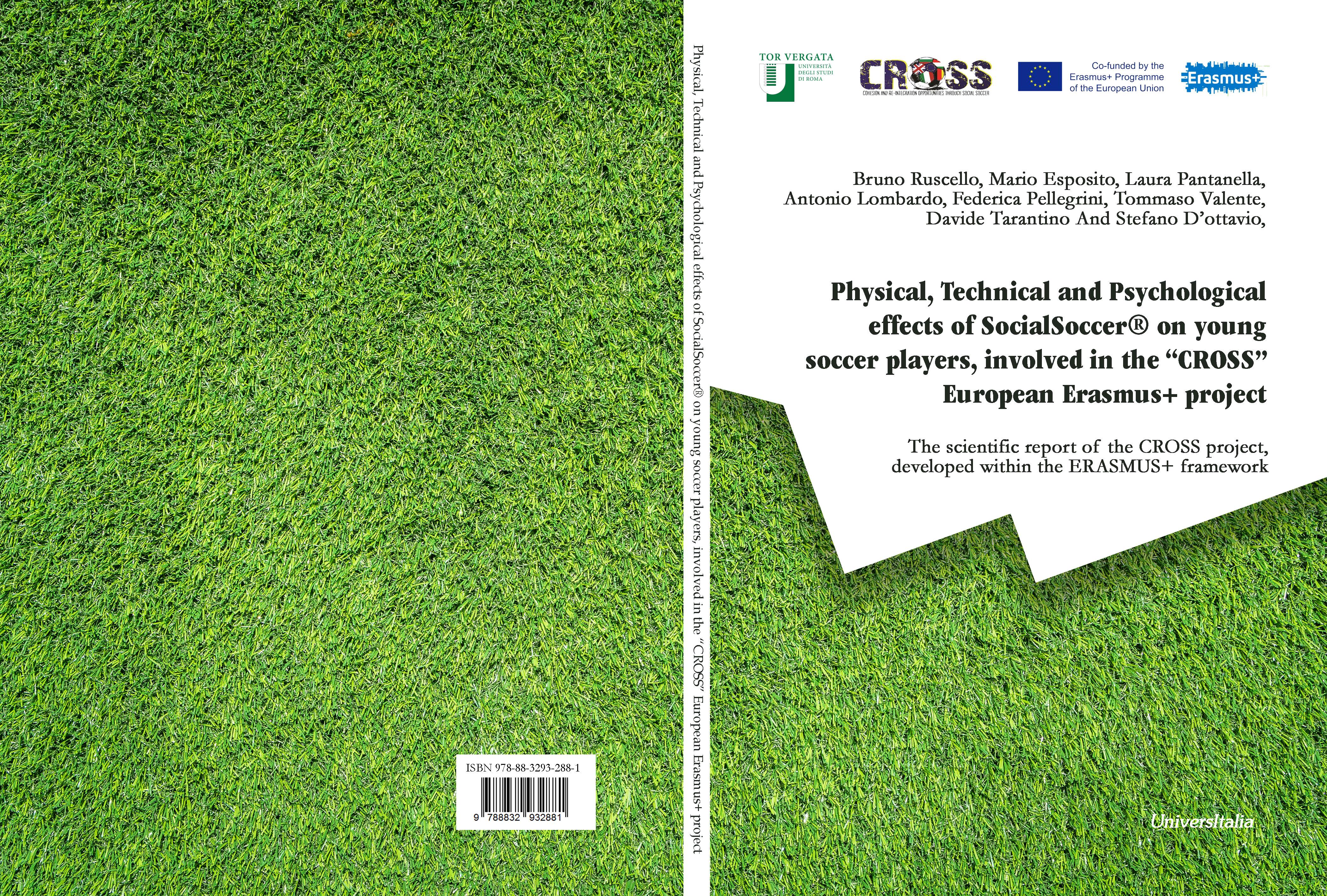 Report del progetto CROSS Erasmus+ - scarica il PDF nella sezione Erasmus